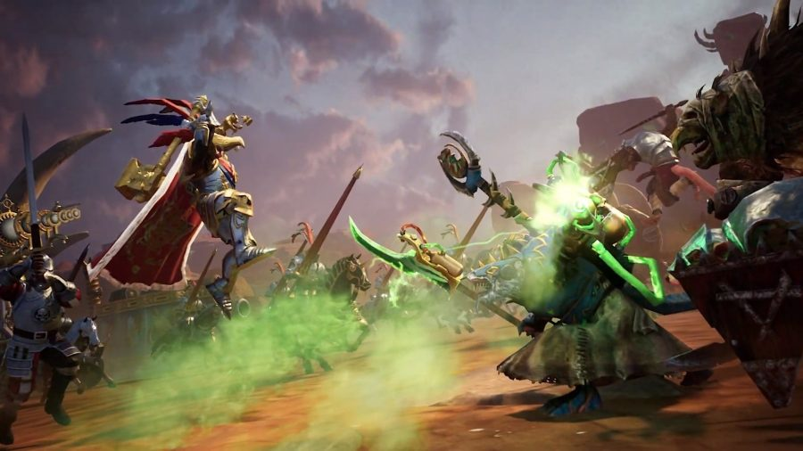 Total war battles: warhammer juegos para moviles